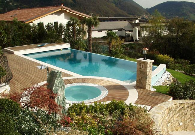 Bluservice piscine albino bergamo piscine costruzione - Immagini di piscina ...